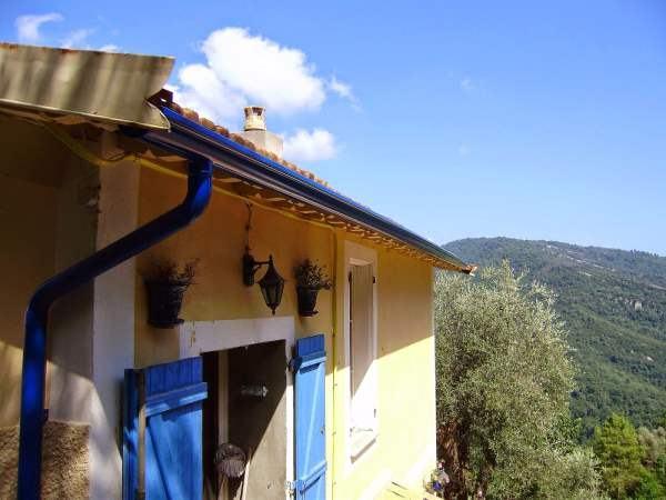Pose de gouttière à Villefranche-sur-Mer